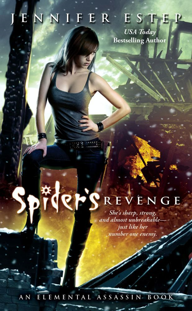 Spider's Revenge By: Jennifer Estep