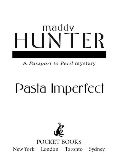 Pasta Imperfect By: Maddy Hunter