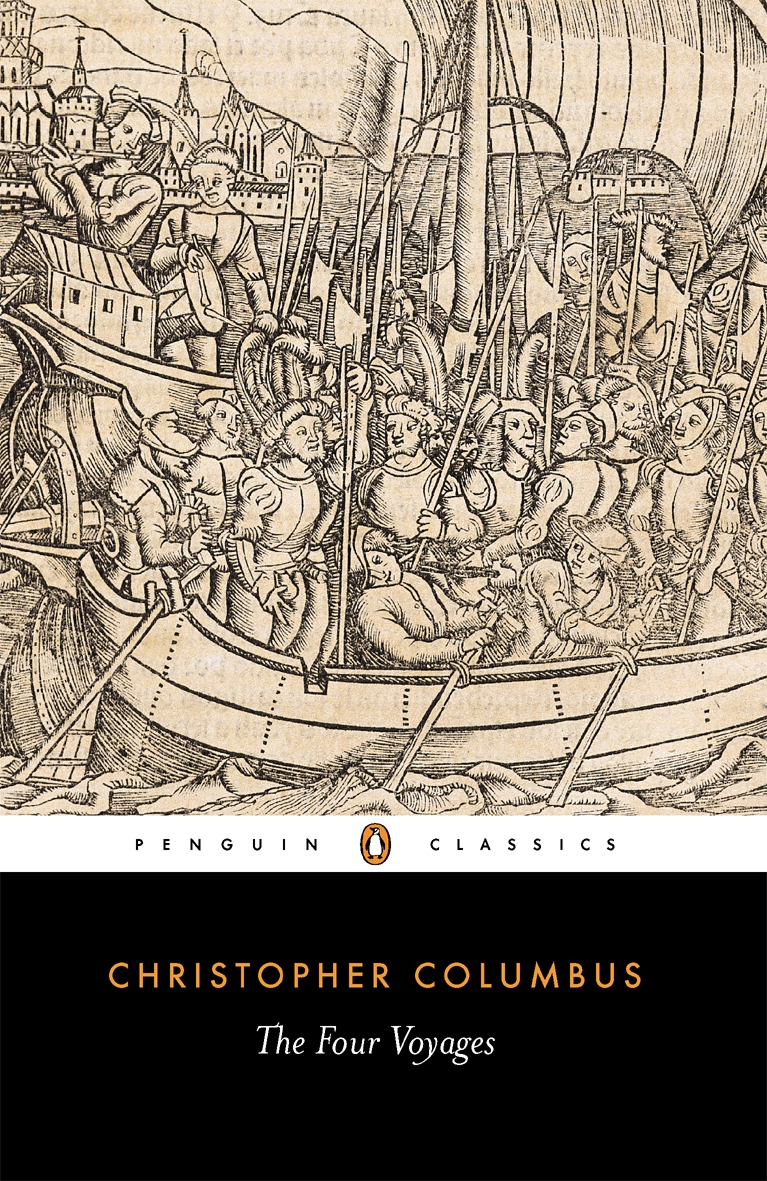 The Four Voyages of Christopher Columbus