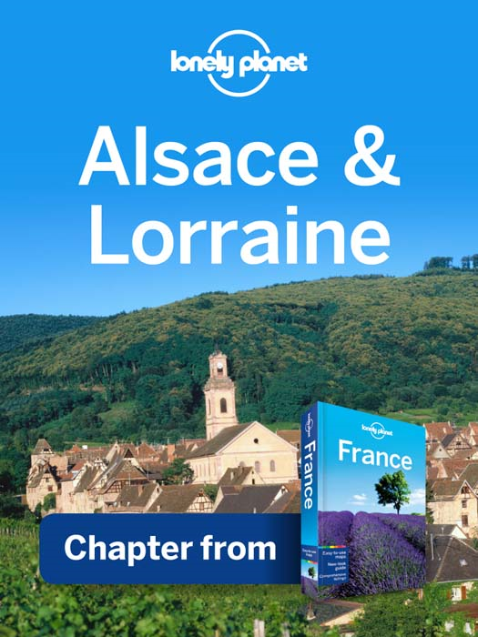 Lonely Planet Alsace & Lorraine Chapter from France Travel Guide