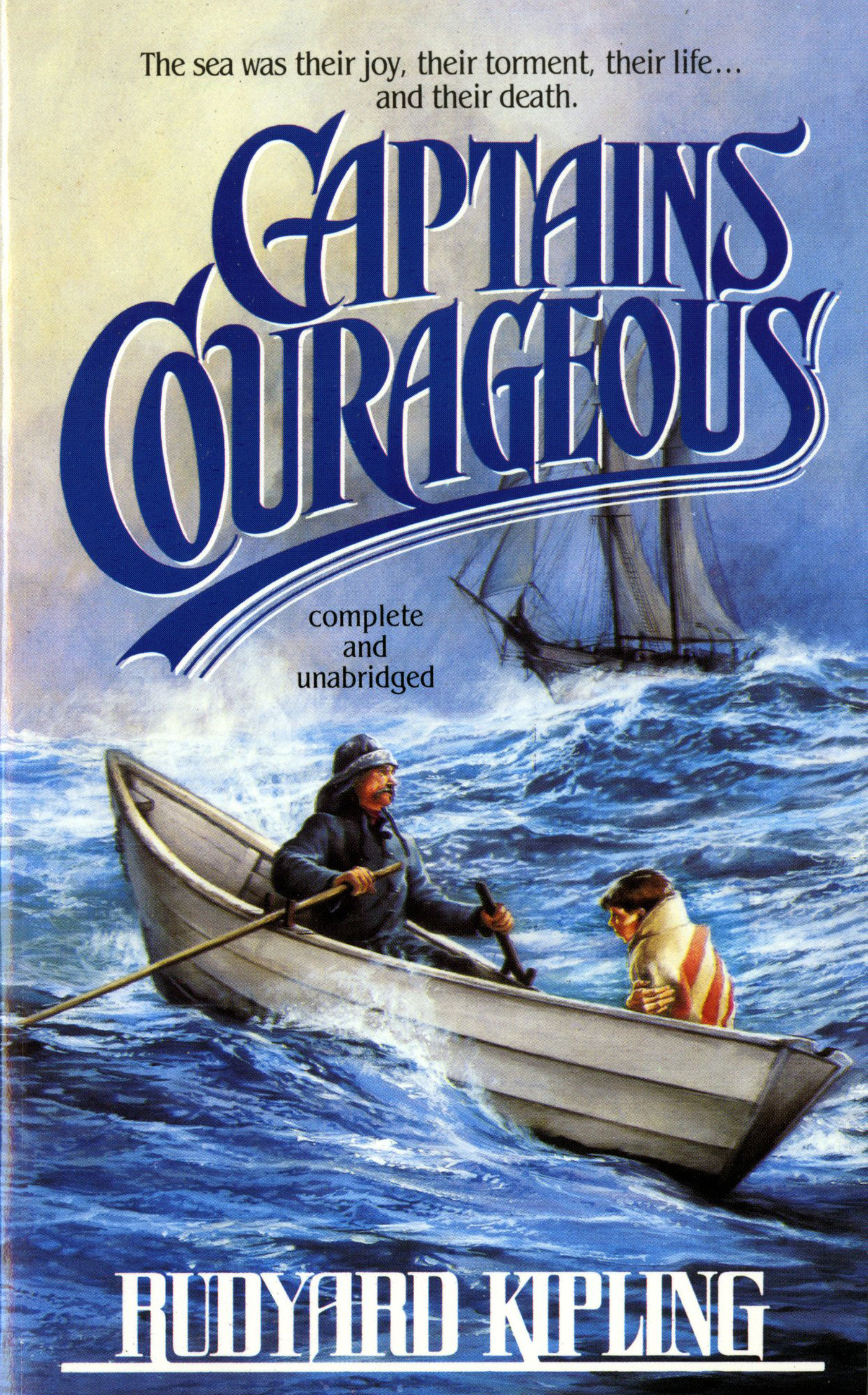 Cover Image: Captains Courageous