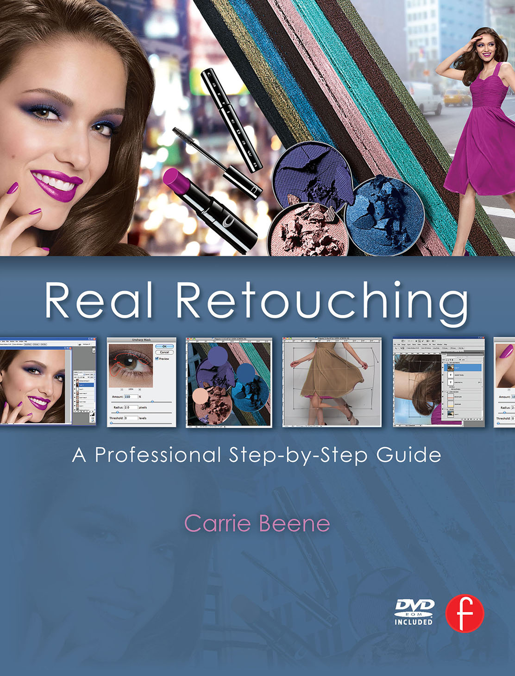 Real Retouching The Professional Step-by-Step Guide