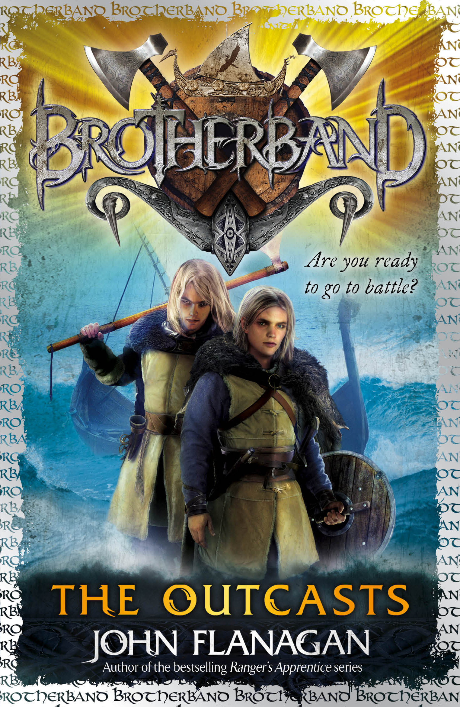 Brotherband: The Outcasts: Book One Book One