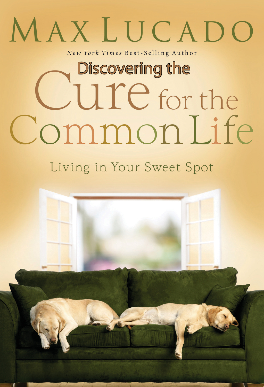 Discovering the Cure for the Common Life (Excerpt) Living in Your Sweet Spot