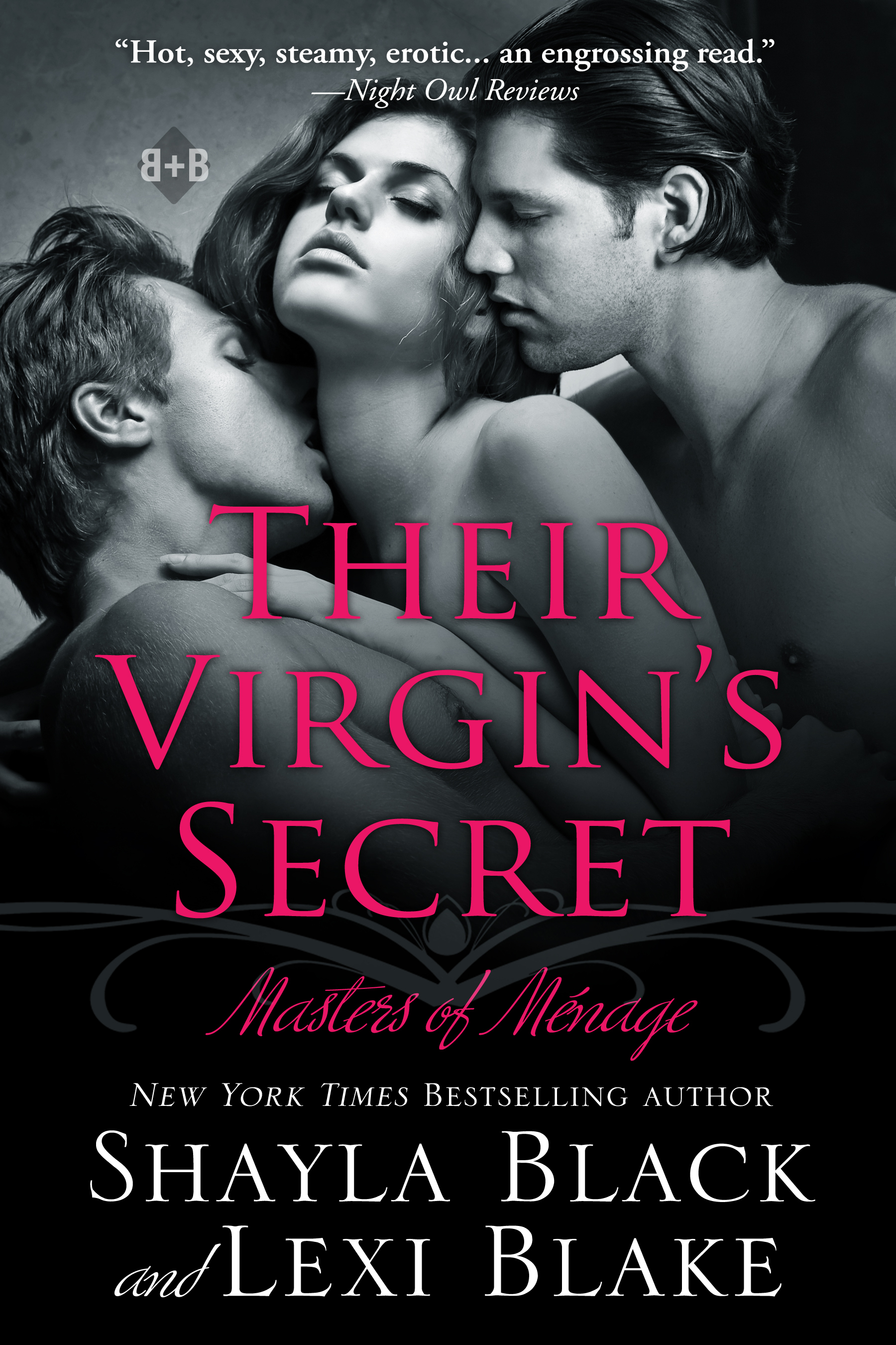 Shayla Black Lexi Blake - Their Virgin's Secret, Masters of Ménage, Book 2