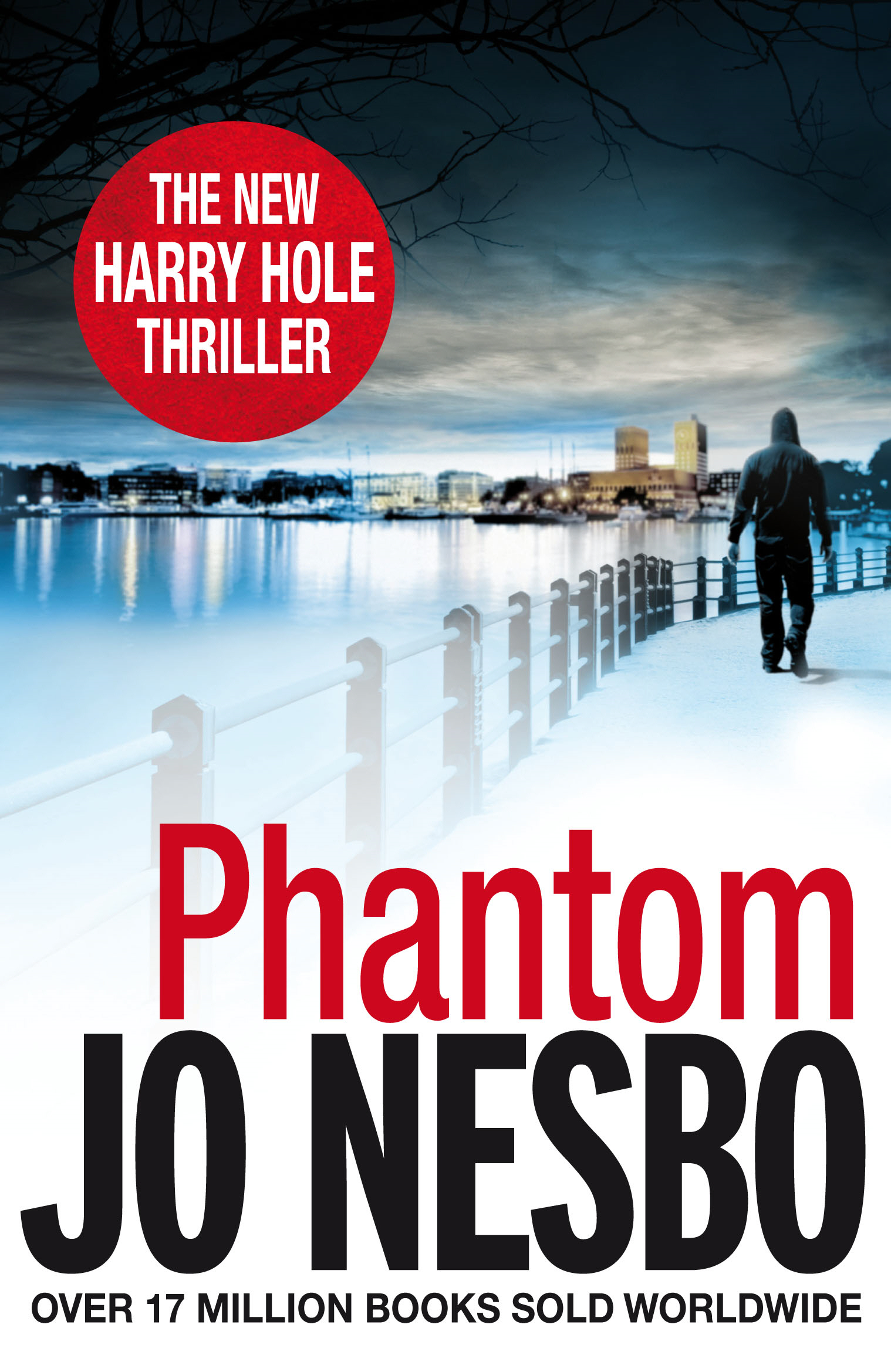 Phantom A Harry Hole thriller (Oslo Sequence 7)