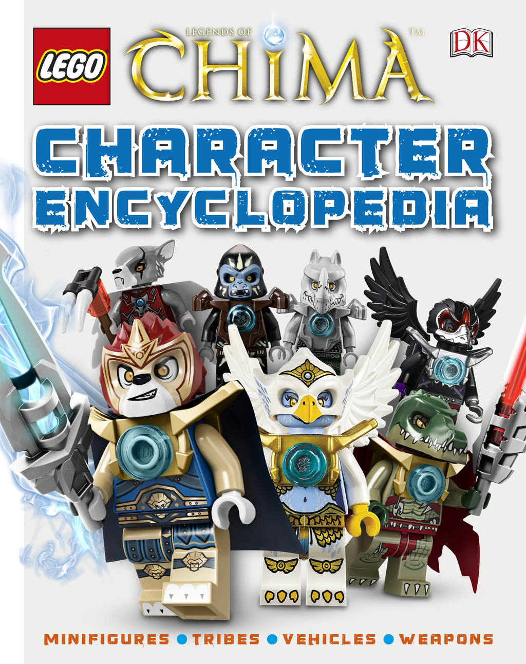LEGO� Legends of Chima Character Encyclopedia