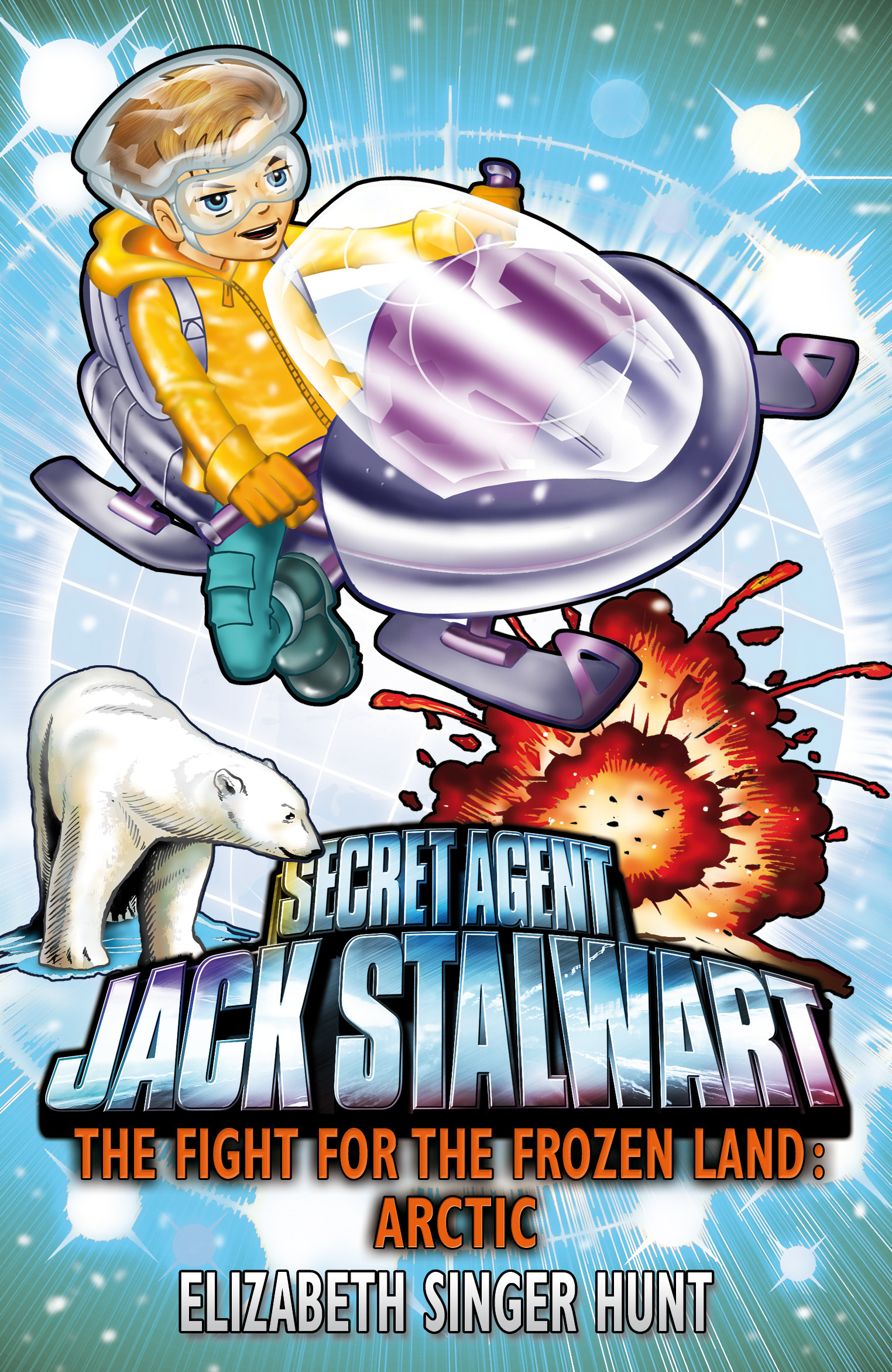 Jack Stalwart: The Fight for the Frozen Land Arctic: Book 12