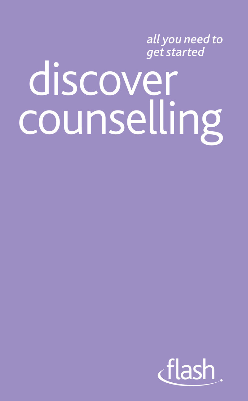 Discover Counselling: Flash