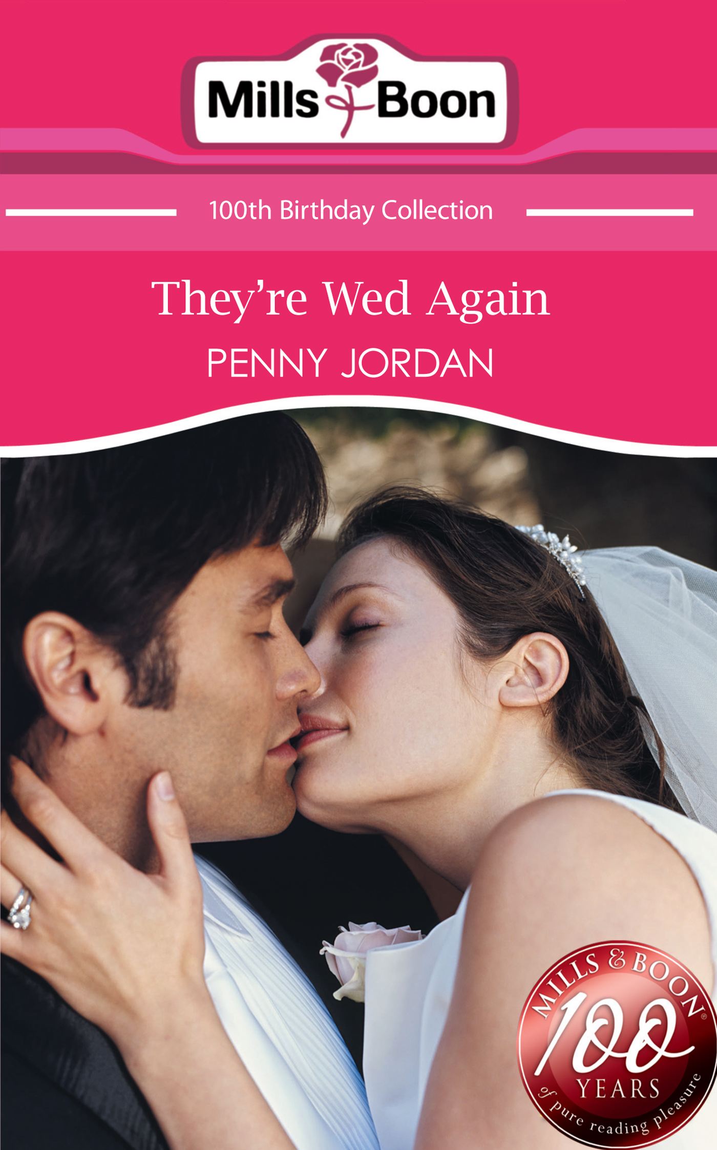 They're Wed Again (Mills & Boon Short Stories)