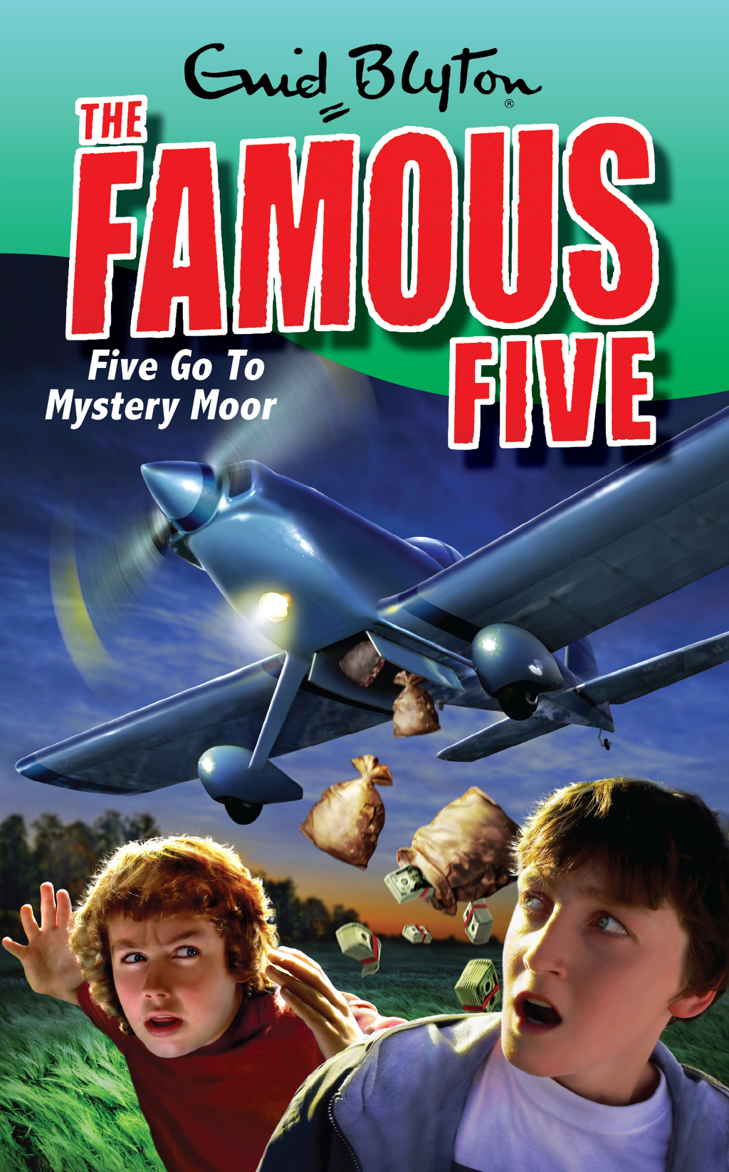 Famous Five 13: Five Go To Mystery Moor
