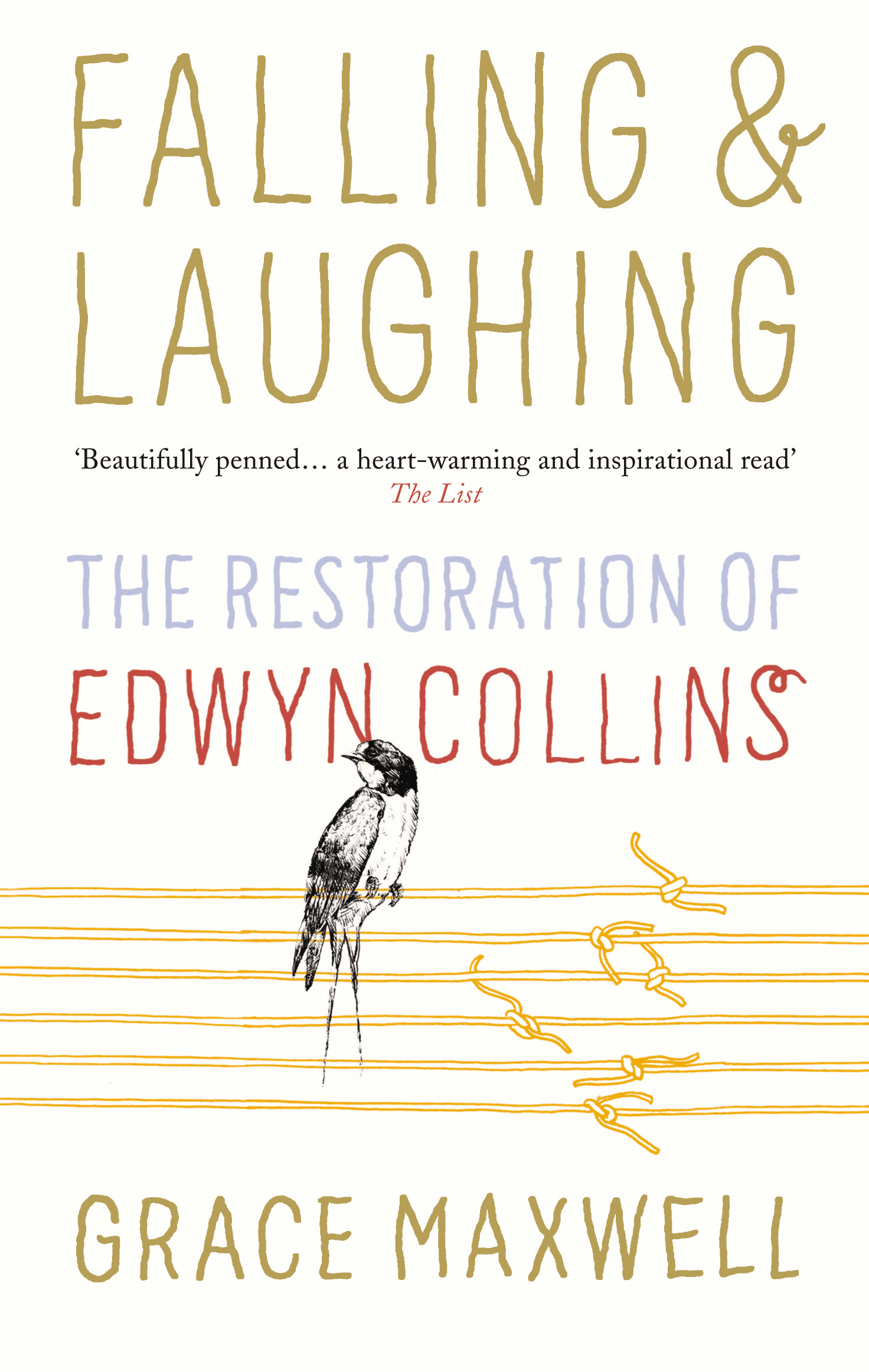 Falling and Laughing The Restoration of Edwyn Collins