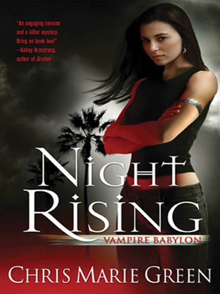 Night Rising By: Chris Marie Green