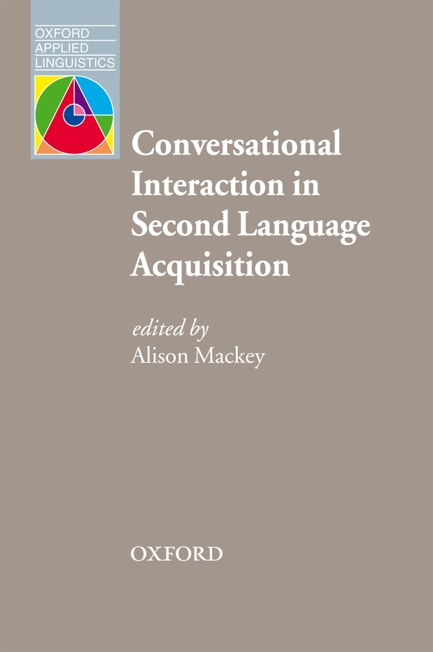 OAL: Conversational Interaction in Second Language Acquisition