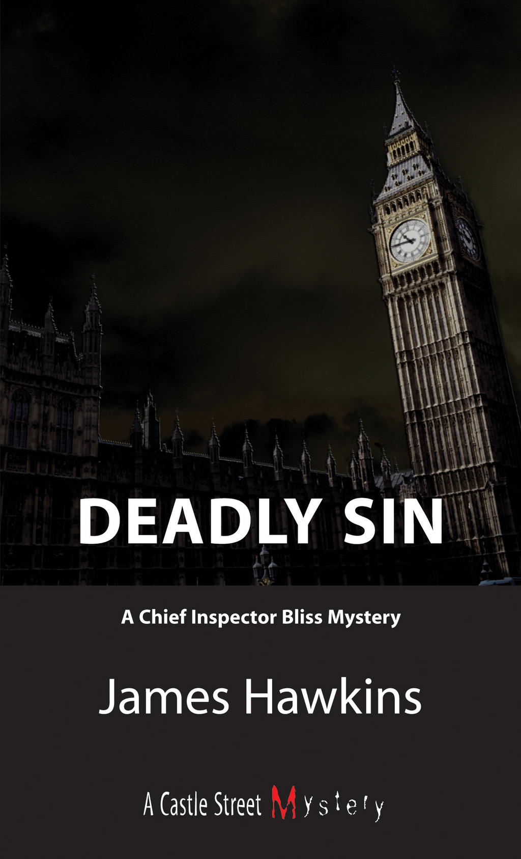 Deadly Sin By: James Hawkins