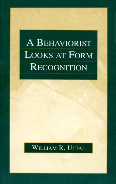 A Behaviorist Looks at Form Recognition
