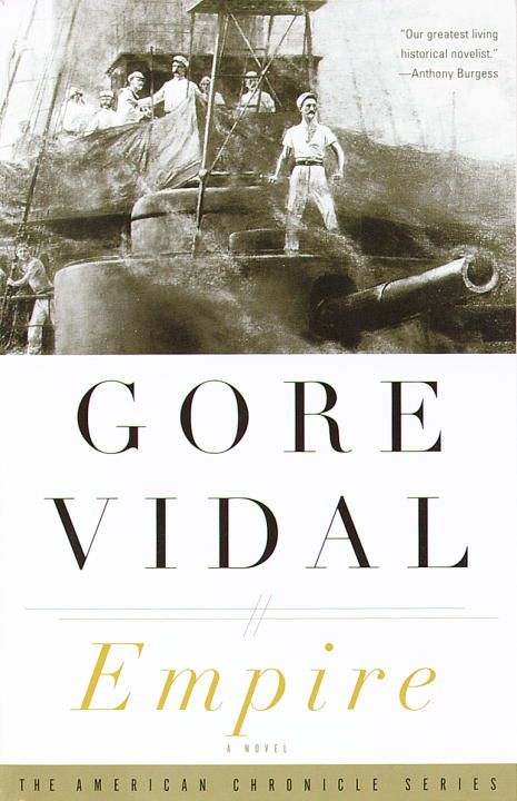 Empire By: Gore Vidal