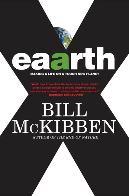 Eaarth By: Bill McKibben