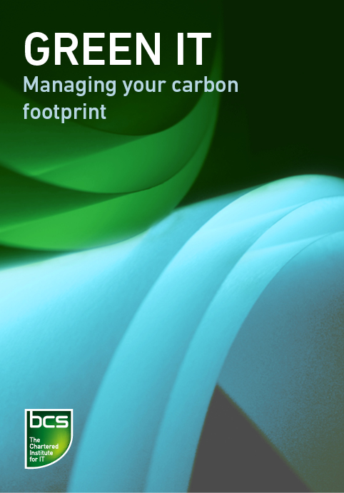 Green IT Managing your carbon footprint