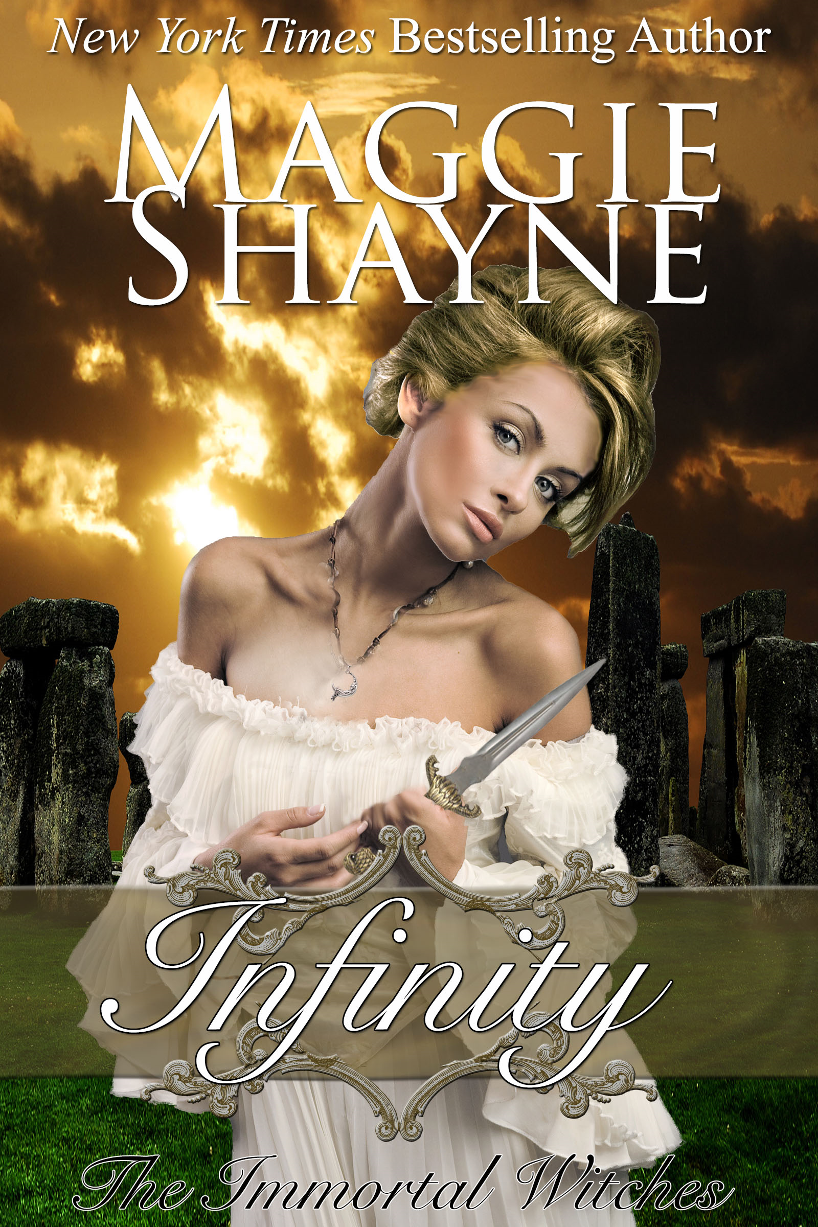 Infinity: Immortal Witches Book 2 By: Maggie Shayne