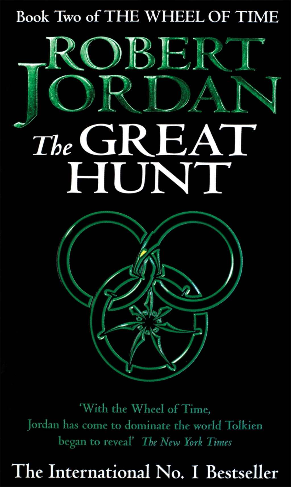 The Great Hunt The Wheel of Time: Book Two