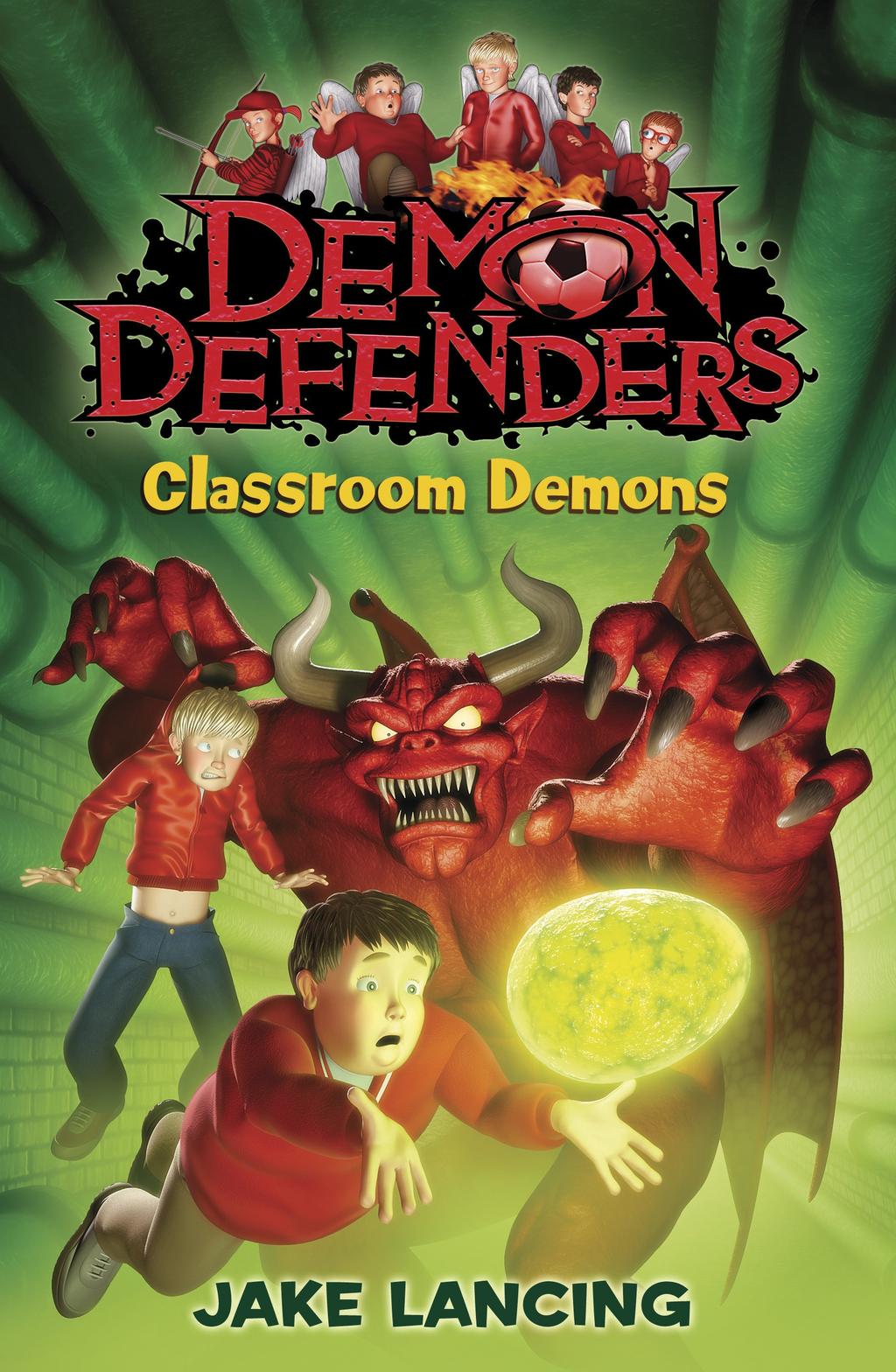 Demon Defenders: Classroom Demons