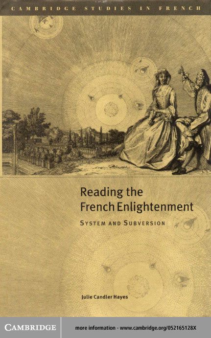 Reading the French Enlightenment