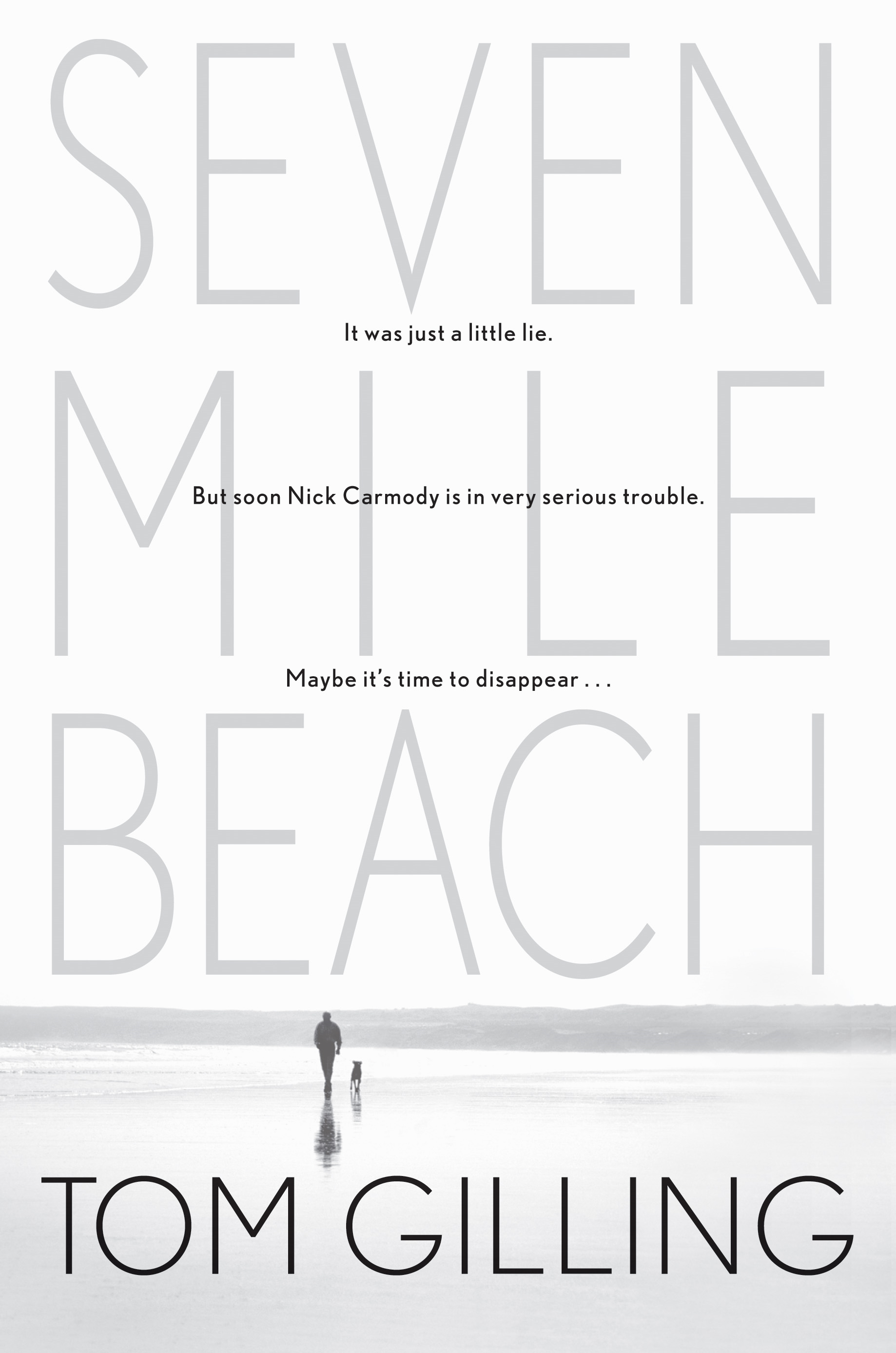 Seven Mile Beach By: Tom Gilling