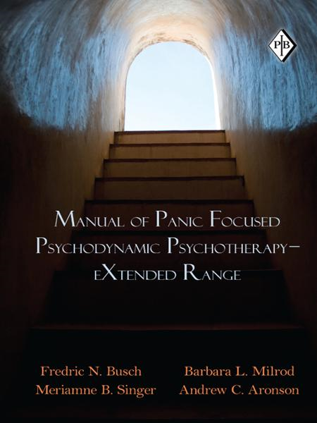Manual of Panic-Focused Psychodynamic Psychotherapy