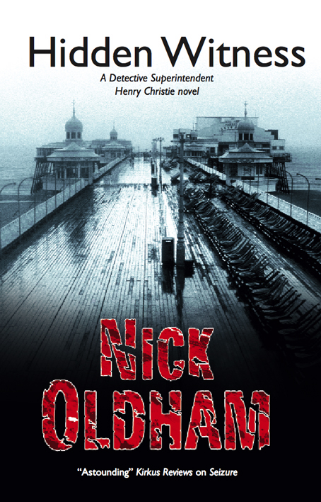 Hidden Witness By: Nick Oldham