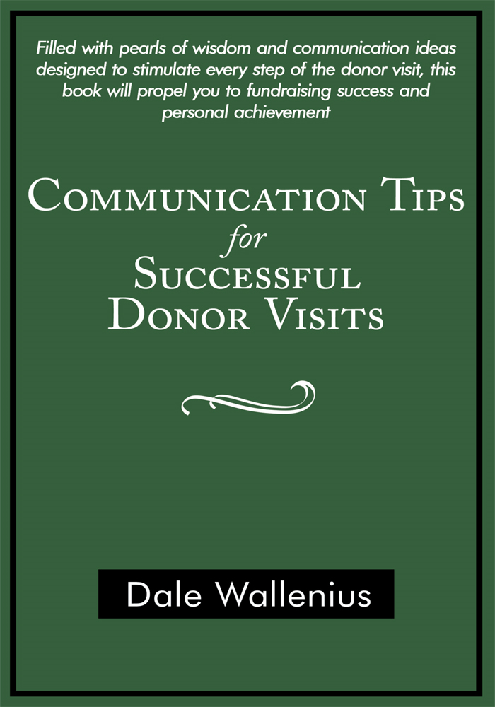 Communication Tips for Successful Donor Visits