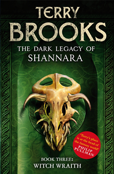 Witch Wraith Book 3 of The Dark Legacy of Shannara