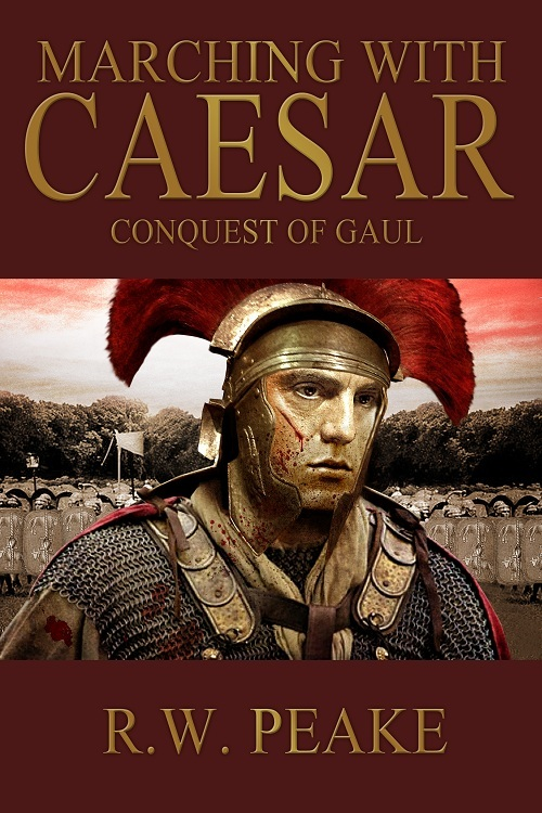 Marching With Caesar-Conquest of Gaul