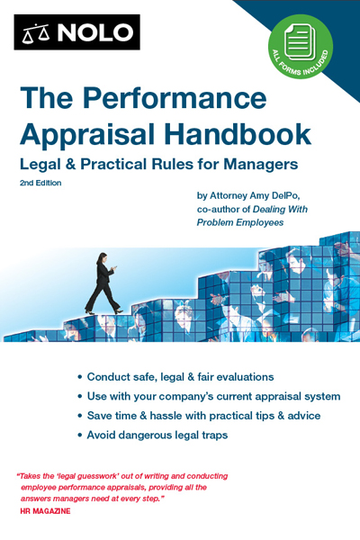 Performance Appraisal Handbook
