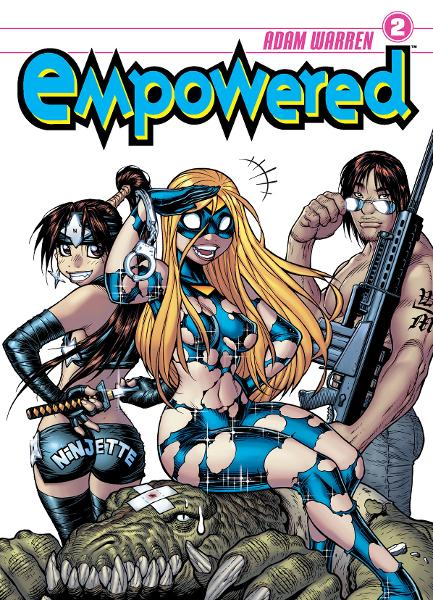 Empowered Volume 2 By: Adam Warren