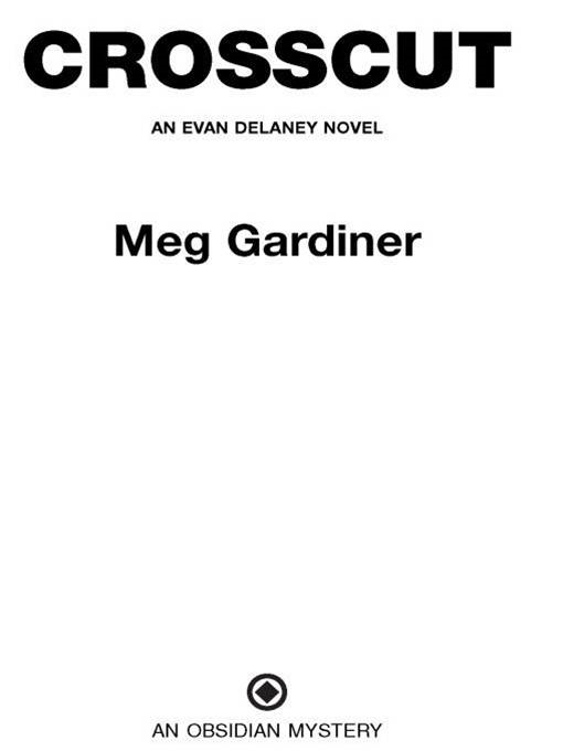 Crosscut: An Evan Delaney Novel By: Meg Gardiner