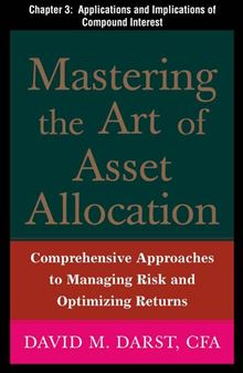 Mastering The Art Of Asset Allocation, Chapter 3 - Applications And Implications Of Compound Interest