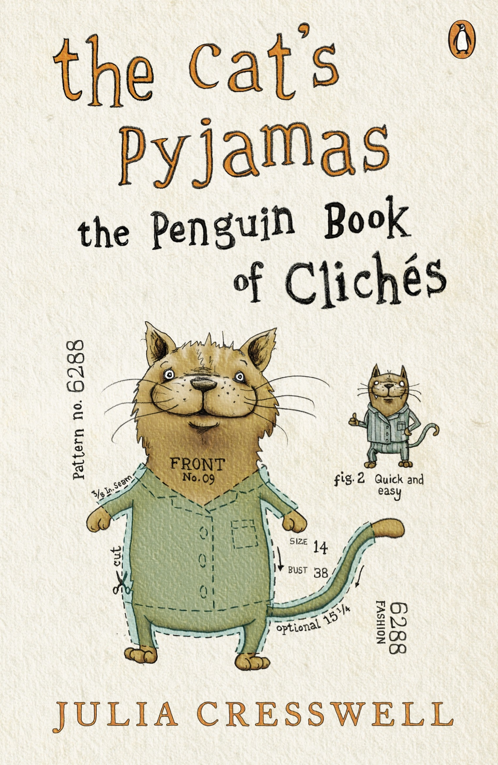 The Cat's Pyjamas By: Julia Cresswell