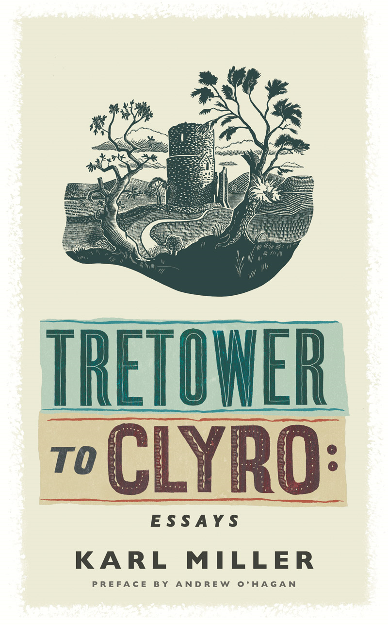Tretower to Clyro By: Karl Miller
