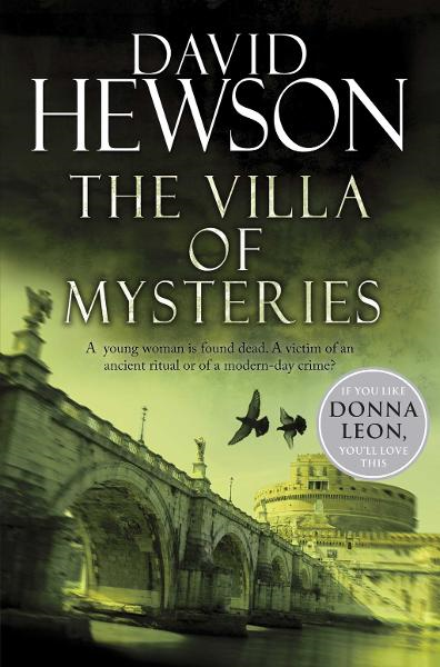 The Villa of Mysteries By: David Hewson
