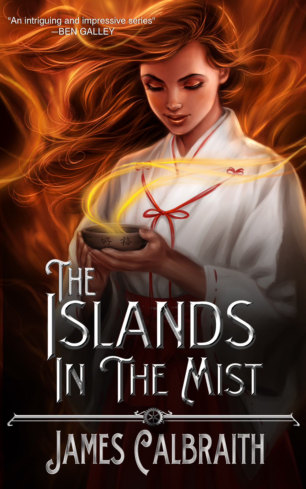 The Islands in the Mist By: James Calbraith