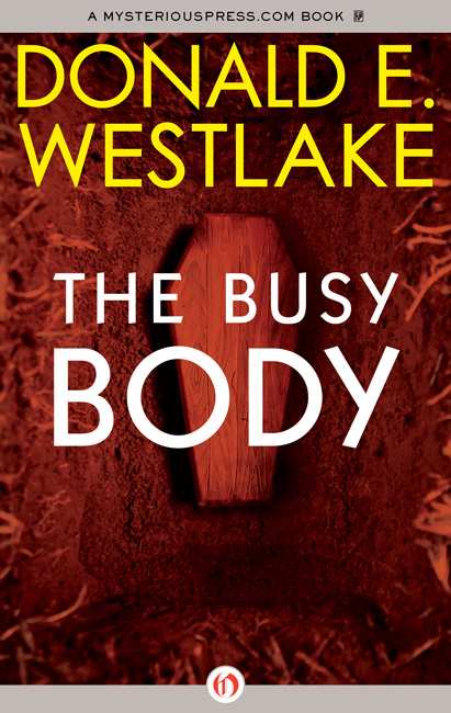 The Busy Body By: Donald E Westlake