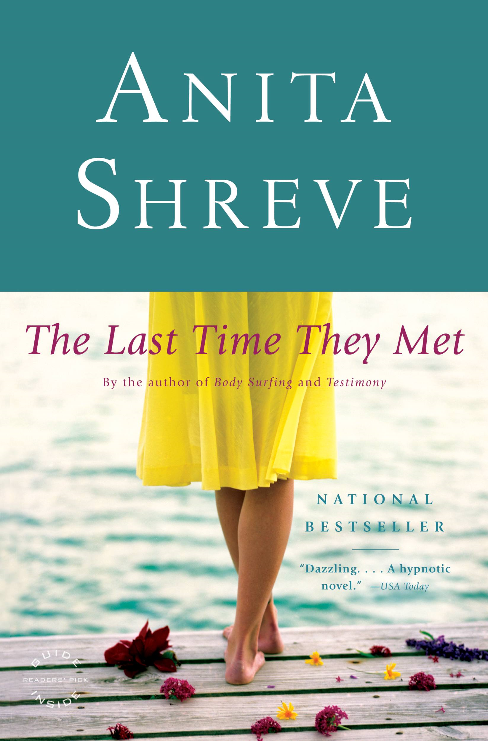 The Last Time They Met By: Anita Shreve