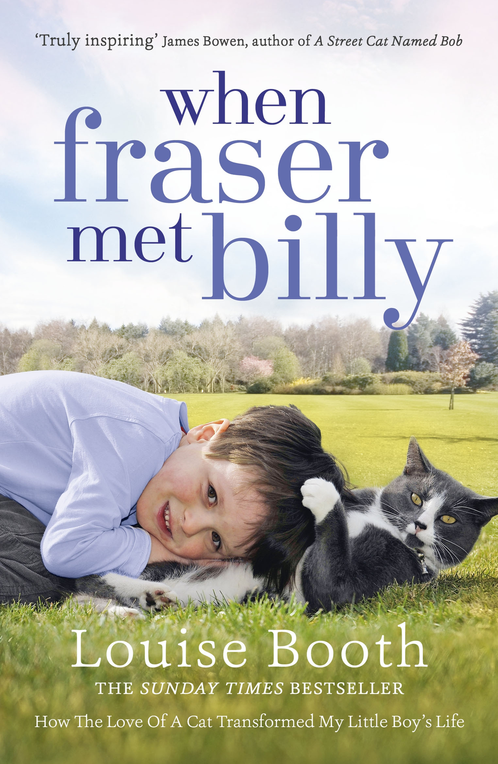 When Fraser Met Billy How The Love Of A Cat Transformed My Little Boy's Life
