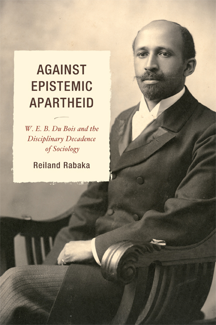 Against Epistemic Apartheid By: Reiland Rabaka
