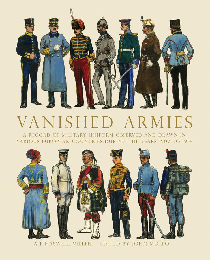 Vanished Armies By: AE Miller