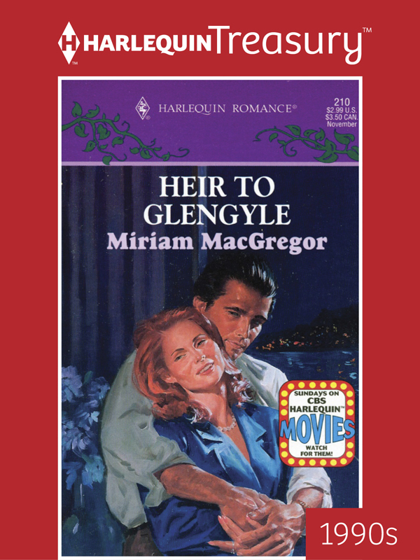 Heir to Glengyle