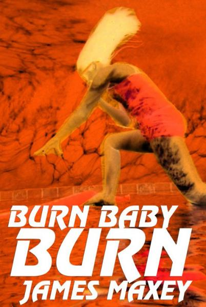 Burn Baby Burn: A Supervillain Novel By: James Maxey