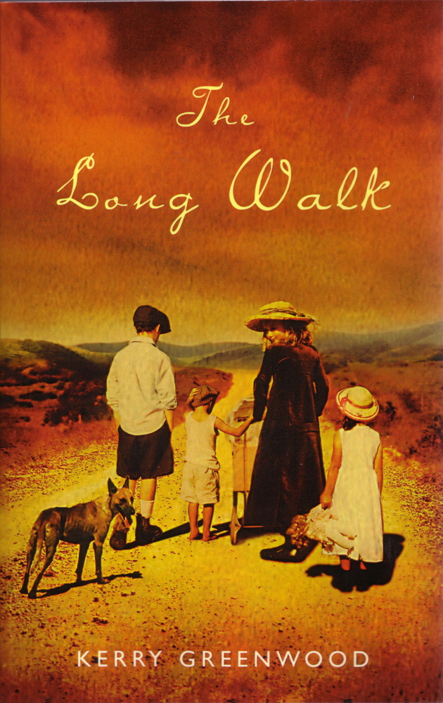 The Long Walk By: Kerry Greenwood