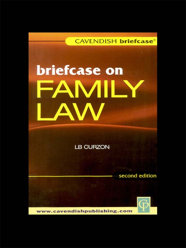 Briefcase on Family Law